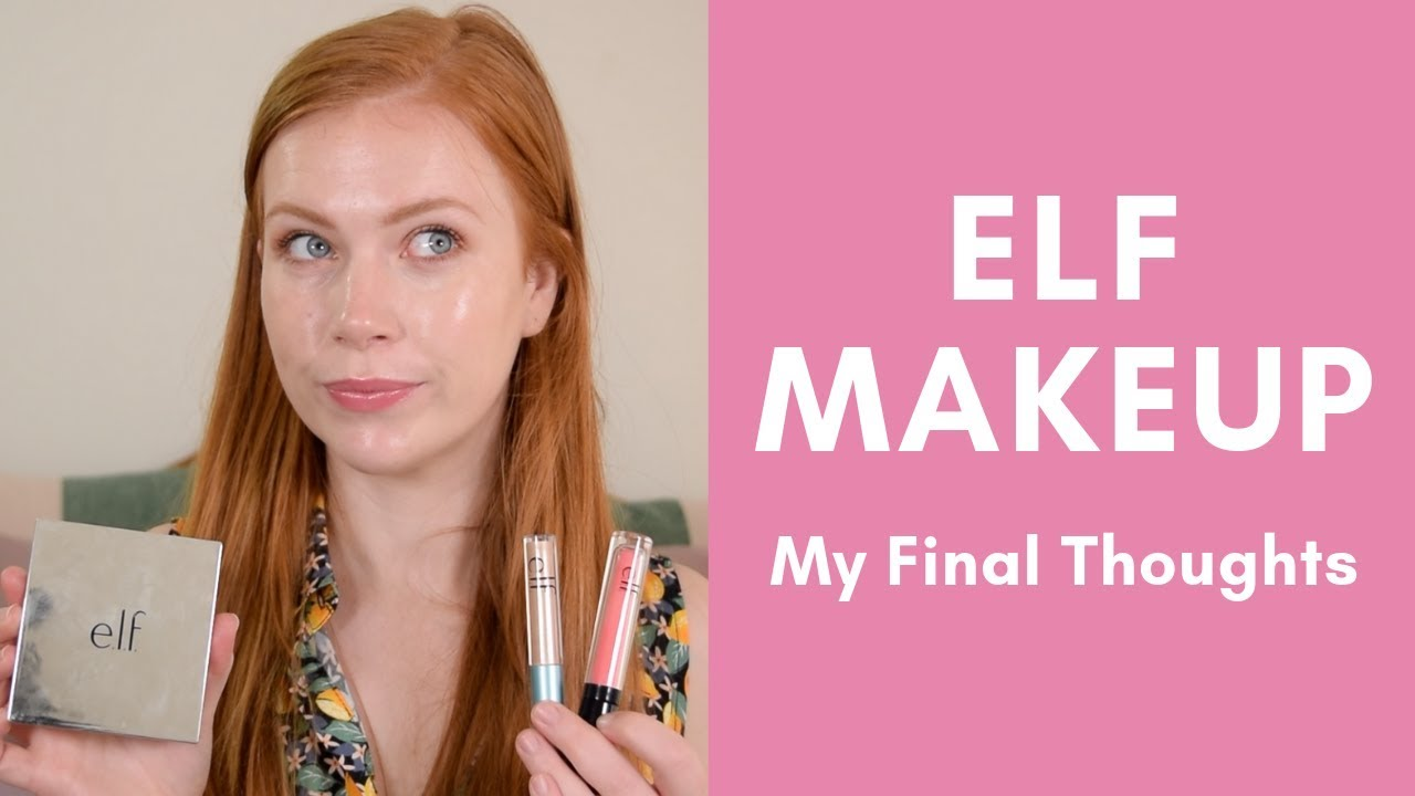 ELF Makeup - My Final Thoughts | Simply Redhead