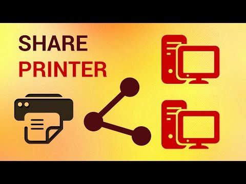 How to Share a Printer Between Multiple Computers