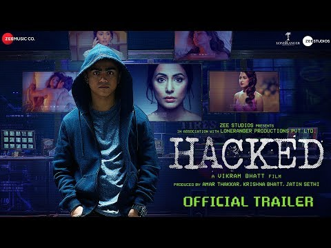 Hacked   Official Trailer   Hina Khan   Rohan Shah   Vikram Bhatt   7th Feb