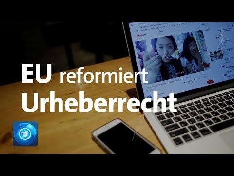 EU reformiert das Urheberrecht: Kommen jetzt Upload-Filter?