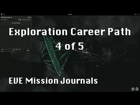 Relic Site Scanning - Exploration Career Path 4 of 5