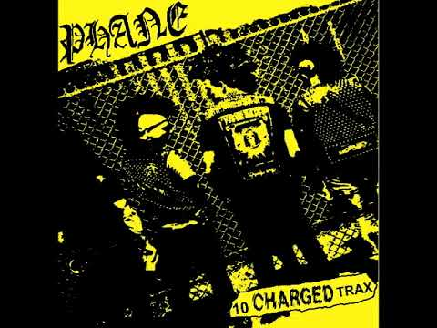 PHANE -SEA OF DESECRATION (Legion Of Parasites) -10 CHARGED TRAX