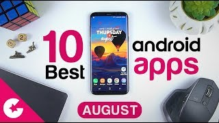 Video Top 10 Best Apps for Android - Free Apps 2018 (August) MP3, 3GP, MP4, WEBM, AVI, FLV Oktober 2018