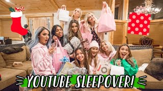 MY FIRST YOUTUBE SLEEPOVER!!!! by Aspyn + Parker