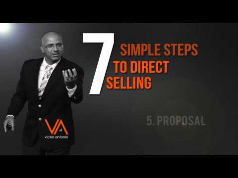 Direct Selling in 7 Simple Step –  Pricing and Proposal #5