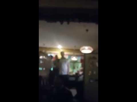 Пьяный дебош военных в Костроме