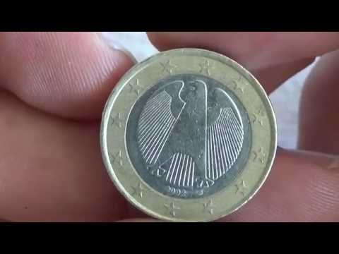 1 Euro Germany 2002