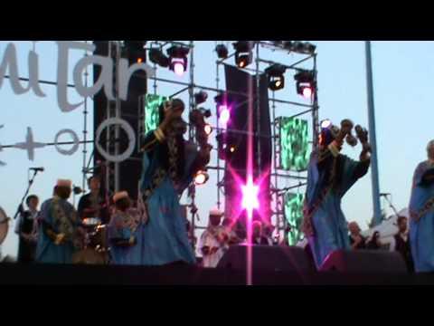 Le Bagad de Saint-Nazaire rencontre Agadir Gnawas (Live Timitar)