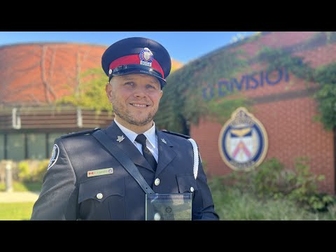 @Toronto Police Service Officer of the Year | P.C. Alex Yuanidis, 43 Division