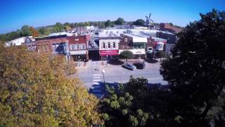 Pella (IA) United States  city images : Pella, IA: An Aerial Tour, Fall 2014