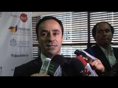 BlackBerry inaugura un centro de tecnología en Colombia