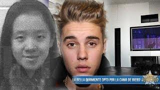 Fan de Justin Bieber Se Cuela en su Cama y es Arrestada!
