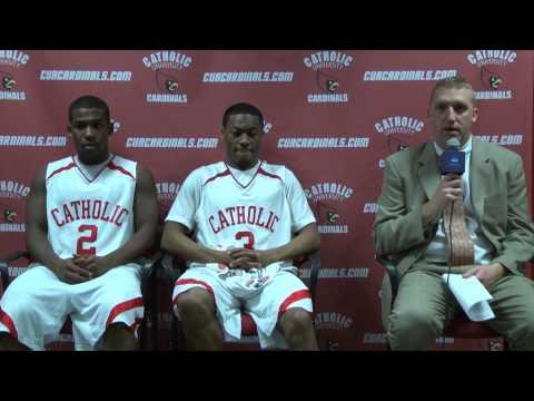 Cardinals beat Staten Island 67-61 in NCAA Round 1