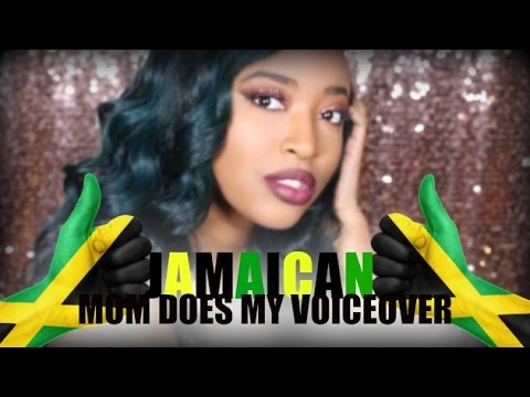 My Jamaican Mom Does My Voice Over | HeyParis
