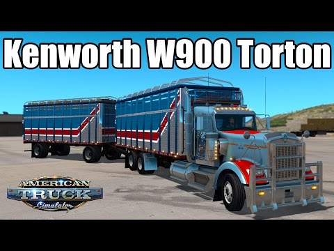 KENWORTH W900 TORTON NEW