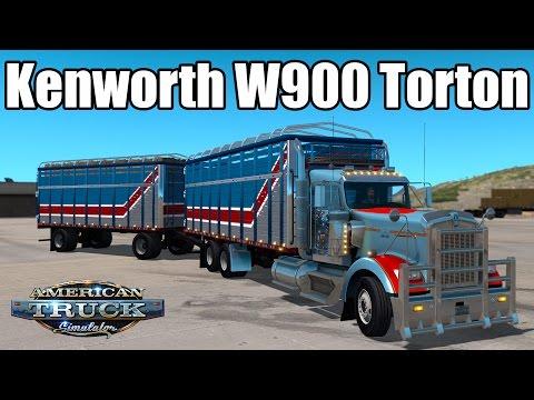 KENWORTH W900 TORTON V1