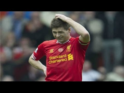 Steven Gerrard's Disastrous Flops & Mistakes