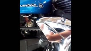 10. 2009 vstar 950 suspension adjustment
