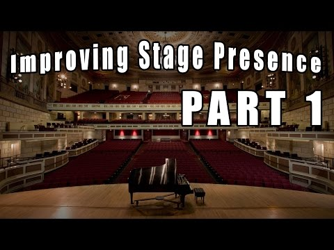 Tips for Improving Stage Presence - Talk to Your Audience