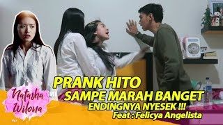 Video PRANK HITO SAMPE MARAH BANGET! ENDINGNYA NYESEK !!! Feat. Felicya Angelista MP3, 3GP, MP4, WEBM, AVI, FLV Mei 2019