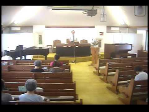 2016年7月23日「立ち止まる主イエスに」東出克己牧師