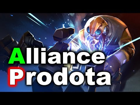 New Alliance vs Prodota - Mega Game! - LootBet Invitational DOTA 2