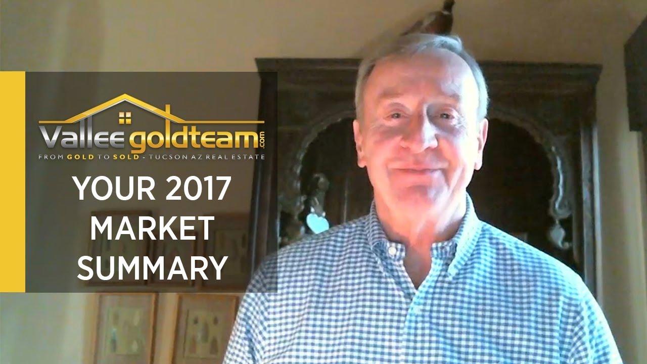 2017 Market Summary for Tucson