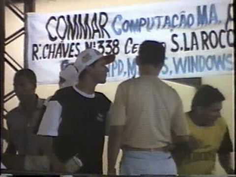 GINCANA EM SENADOR  LA ROQUE 1997
