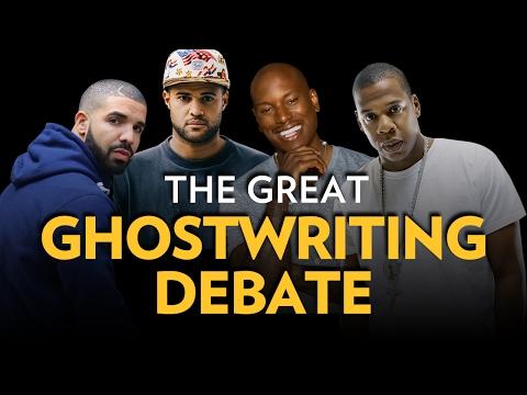 Top ghostwriters in hip hop