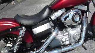 6. 324291 - 2009 Harley Davidson Dyna Street Bob FXDB - Used Motorcycle For Sale