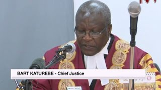 In a unanimous judgment, all the nine Supreme Court justices have dismissed the petition filed by former presidential candidate Amama Mbabazi and upheld the ...