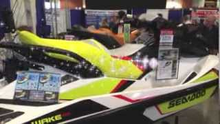4. 2014 Sea Doo Wake 155