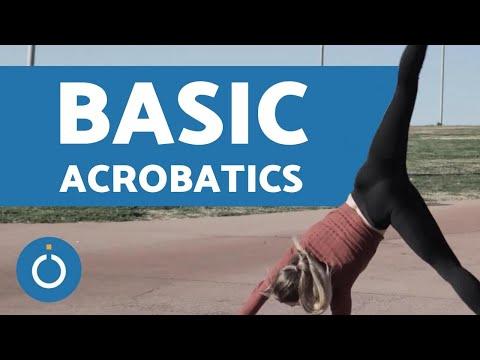 BASIC ACROBATICS course (COLLECTION)