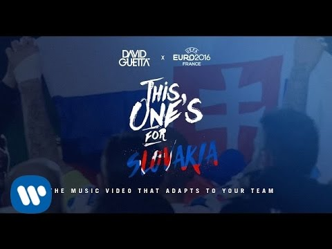 This One's for You Slovakia (UEFA EURO 2016 Official Song) [Feat. Zara Larsson]