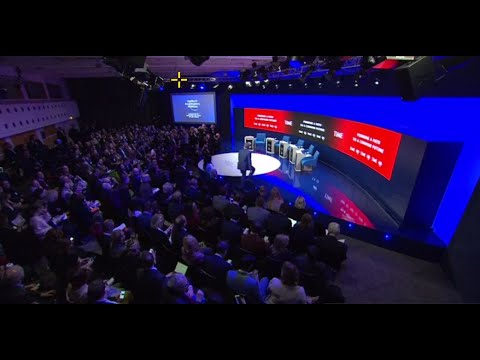 Davos: Panel with Greta Thunberg and other activists at the World Economic Forum
