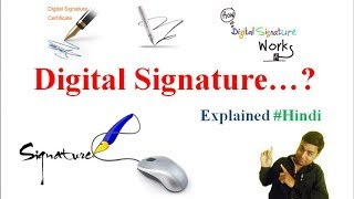 """Dosto is video me maine aapse Digital Signature ke bare me bat ki he, ki Digital Signature kya hota he aur khan pe ham iska use karte hen. If you like the video please do """"Like"""", """"Comment"""" and """"Share"""", Also """"Subscribe""""  the Chanel to get more updates like it.Follow Us On :""""Facebook"""" :   https://goo.gl/Rejwmz""""Instagram"""" : https://goo.gl/69ja7W""""Twitter"""" : https://goo.gl/418IHw""""G+"""" : https://goo.gl/ESfcTgSome Recommended Smartphones  - From 5,000 To 10,000 – 1. Redmi 4A (2GB, 16GB) 5999 - http://amzn.to/2qLHUIr2. Redmi 3S (2GB, 16GB) 6999 - http://fkrt.it/yCX~W!NNNN3. Lenovo Vibe K5 Plus (2 GB, 16GB) 7000 - http://amzn.to/2ruZ0Hx4. Moto E3 Power  (2GB, 16GB) 7999 - http://fkrt.it/ymco5!NNNN5. Redmi  3S Prime (3GB, 32GB) 8999 - http://fkrt.it/yXMJR!NNNN6. Lenovo K6 Power (3 GB, 32 GB) 9999 - http://fkrt.it/y6Iqd!NNNNFrom 10,000 To 20,000 – 1. Redmi note 4 (3GB, 32GB / 4GB, 64GB) 10999 / 12999 - http://fkrt.it/yTjQz!NNNN2. Lenovo Vibe K5 Note (4GB, 32 GB / 4GB, 64GB) 11499 / 12999 - http://fkrt.it/Ay0~0TuuuN3. Moto G4 Plus (2GB, 16GB / 3GB, 32GB) 11499 / 13649 - http://amzn.to/2rBQKYm4. Moto G5 (3GB, 16GB) 11999 - http://amzn.to/2soq8Ir5. Honor 6x (3GB, 32GB) 12999 - http://amzn.to/2qLT6EH6. Lenovo K6 Note (4GB, 32GB) 13999 - http://amzn.to/2ruF8Es7. Lenevo Z2 Plus (3GB , 32GB / 4GB , 64GB) 14999 / 15999 - http://fkrt.it/yS7yL!NNNN8. Moto G5 Plus (4GB , 32GB) 16999 - http://fkrt.it/AIW4OTuuuNFrom  20,000 To 30,000 - 1. ONE PLUS 3 (6GB , 64GB) 26999 - http://amzn.to/2soQeeg2. ONE PLUS 3T (6GB , 64GB)  29999 - http://amzn.to/2szWFKLFlagship Phones – 1. I Phone 7 - http://amzn.to/2rCbxLA2. I Phone 7 Plus - http://amzn.to/2rBZspx3. Samsung Galaxy S8 / S8 Plus - http://fkrt.it/yNGE8!NNNNBest Laptop For General Use & Youtube  -1.  Lenevo Ideapad 510 - http://fkrt.it/AEyarTuuuNSome Recommended Earphones / Headphones – 1.  JBL T150A (High Bass &  Good Quality) - http://fkrt.it/4VIBpTuuuN2. Sony On-Ear EXTRA BASS Headphones - http://amzn.to/2qLSSxzSome Recommended Memory Cards – """