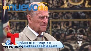 ¡La realeza española protagoniza un escándalo público! | Un Nuevo Día | Telemundo