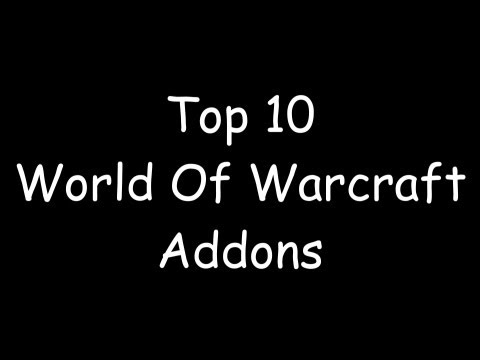 Addons - Top 10 list of the MUST HAVE BEST ADDONS in World of Warcraft! Make sure to SUBSCRIBE for plenty more WoW updates and guides! Here is a link to each one of t...