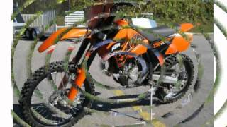 10. 2007 KTM XC 250 F W Review & Features