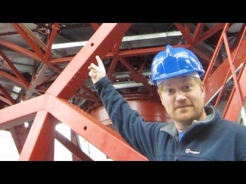 Innerhalb des Gran Telescopio Canarias - Tiefer Himmel Videos