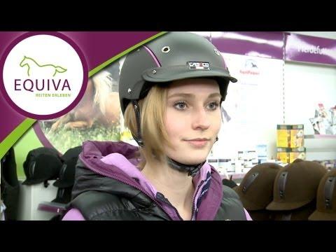 Pferde reiten - aber sicher. Die wichtigsten Tipps zu Reitkappen/Reithelmen