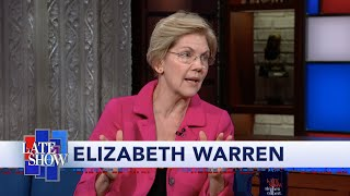 Video Elizabeth Warren: A Country That Elects Donald Trump Is Already In Trouble MP3, 3GP, MP4, WEBM, AVI, FLV September 2019
