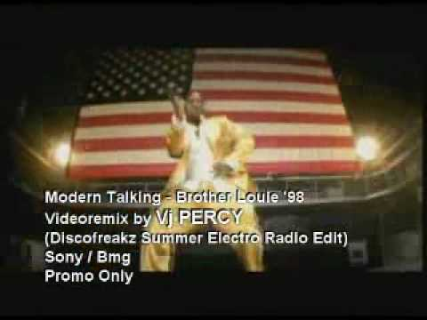 Modern Talking – Brother Louie REMIX (Vj Percy Mix)