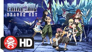 Nonton Fairy Tail  Dragon Cry   Official Trailer Film Subtitle Indonesia Streaming Movie Download