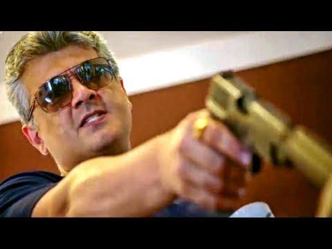 Vivegam Best Action Scene | Thala Ajith Dangerous Action Scene