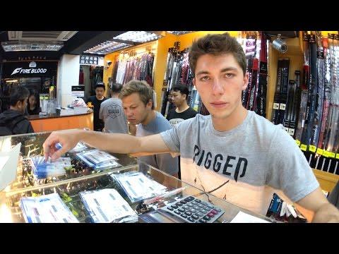 My NEW Favorite Digital Fishing Reel -- China Pt. 3 (видео)