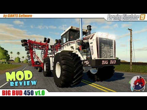 Big Bud 450 v1.0.0.0