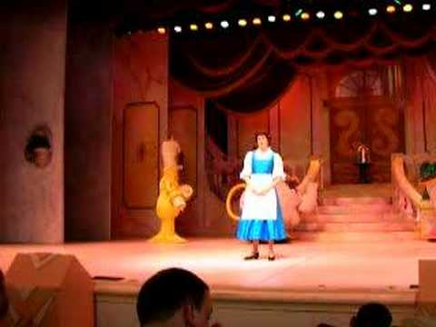 Beauty and The Beast MGM Studios 9/12/2007