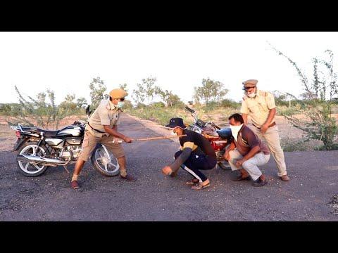 ना जावणो बारे पुलिस ने बरती सख्ती (हवलदार चालूराम स्पेशल) राजस्थानी कॉमेडी DJC FILM'S AND MUSIC