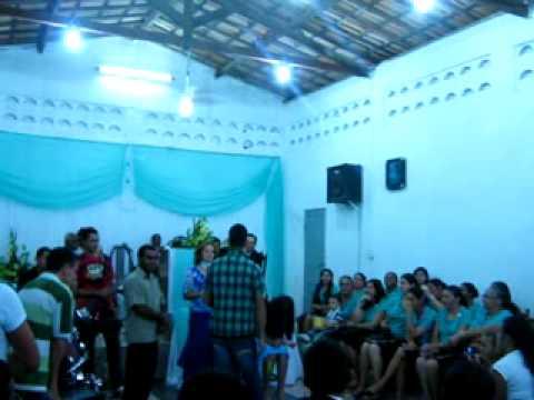 Peça mocidade de Poço Redondo em Santa Rosa do Ermírio parte 1